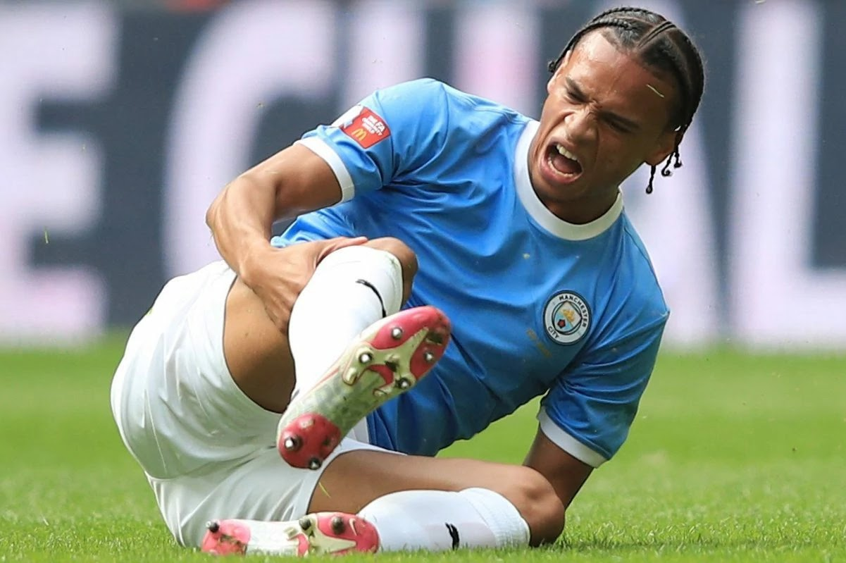 Can the injured Leroy Sané play for Real Madrid?