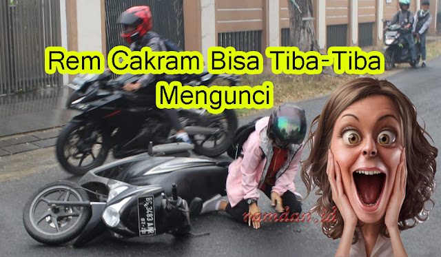Penyebab Rem Cakram Sering Macet