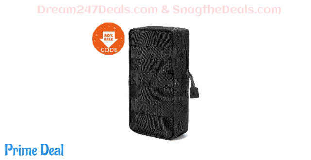 Pouches Tactical Compact Pouch Outdoor Sports Pouches kit 50% OFF