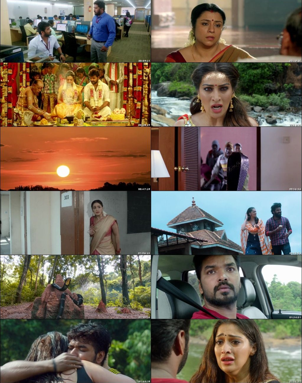 Neeya 2 2019 HDRip 720p [Hindi Dubbed]