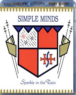 Simple Minds: Sparkle in the Rain [BD25-Audio]