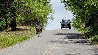 Streets in Nicaragua