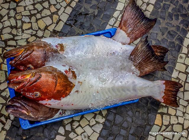Comer no Rio de Janeiro - Restaurante Caranguejo, Copacabana