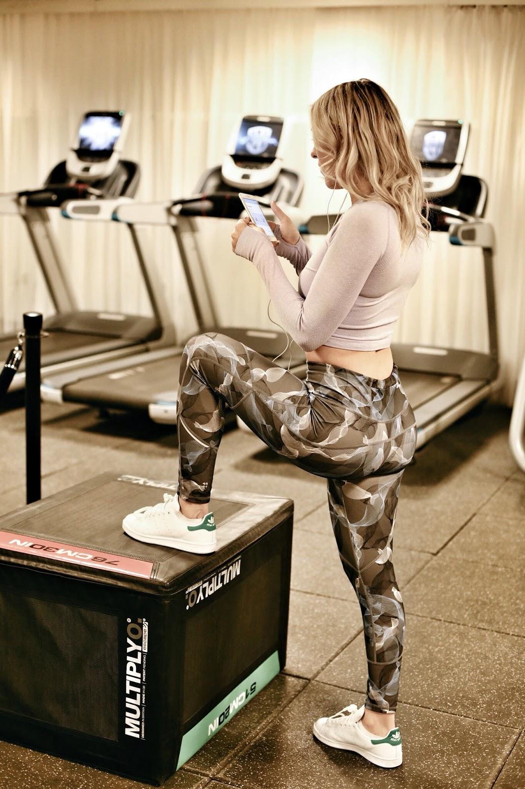 hudson hotel gym