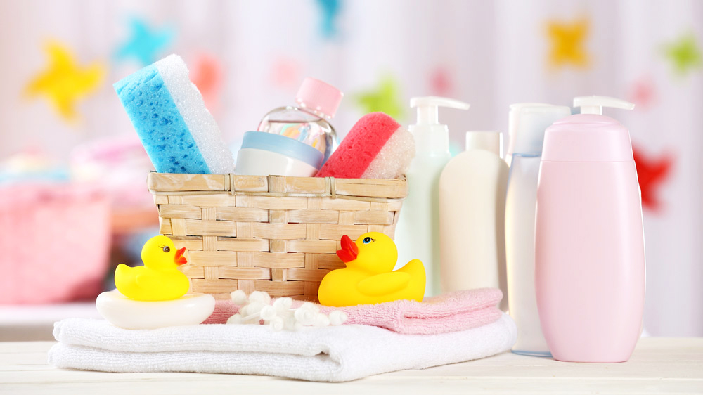 BABY CARE ROUTINE