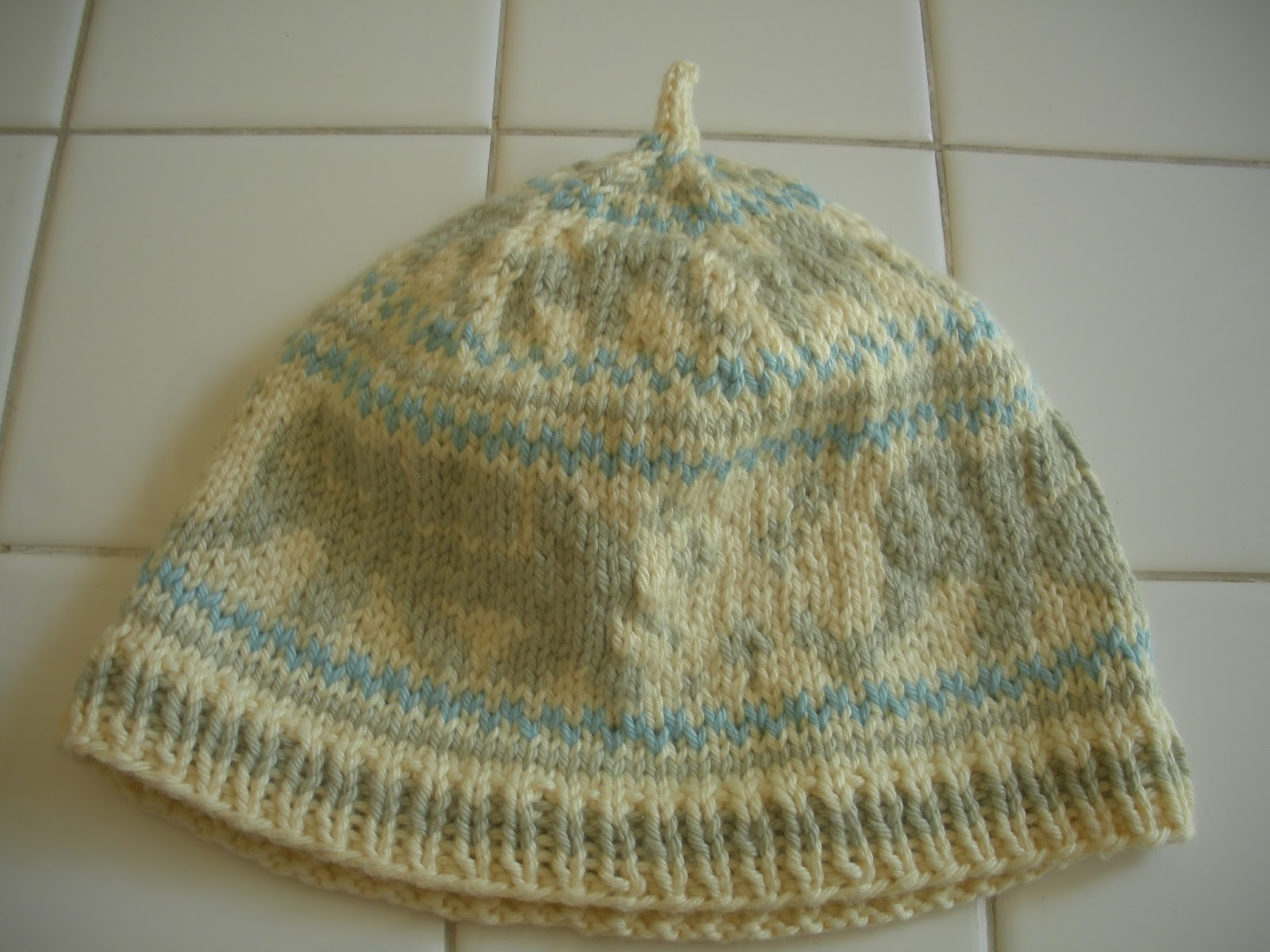 Yarn In, Yarn Out: Free Pattern Link: Knitted Elephant Hat--and a ...
