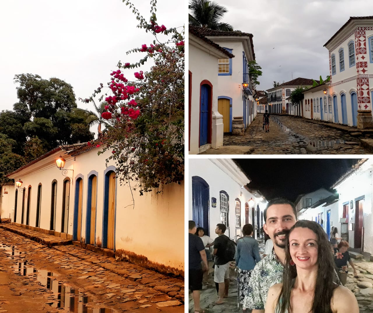 Paraty, RJ, destino romântico no Brasil