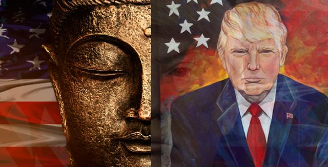 buddhist teachers explain donald trump shocking win