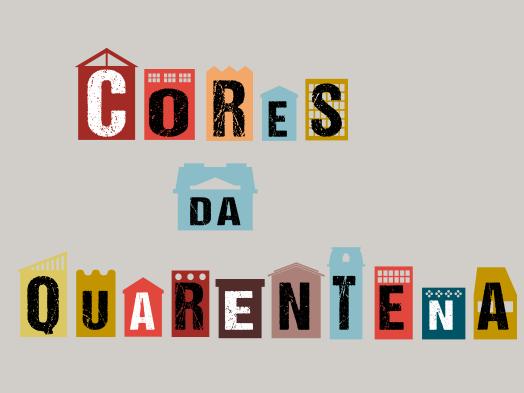 Você já conhece #coresdaquarentena ?