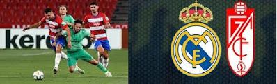 متى وفي اي وقت وعلى اي قناة سيتم نقل مباراة ريال مدريد وغرناطة