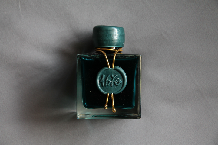 review: j. herbin 1670 emerald of chivor