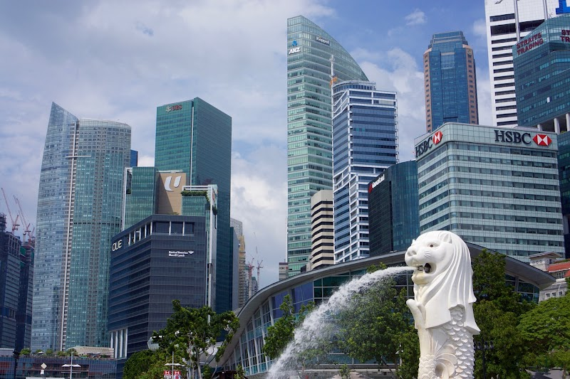 Singapore Office Focused REITs Comparison @ 25 August 2021