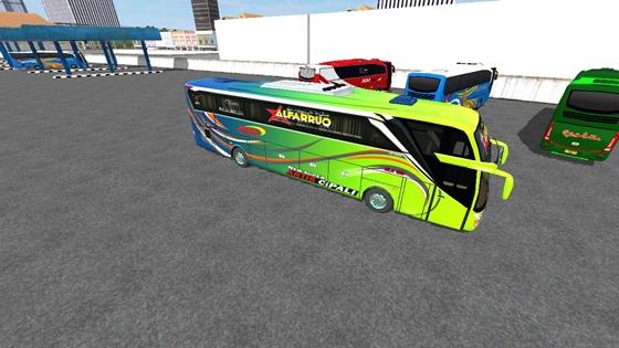 mod apk bussid unilimited money v3.0