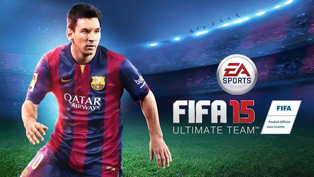 تنزيل لعبة FIFA 15 كاملة
