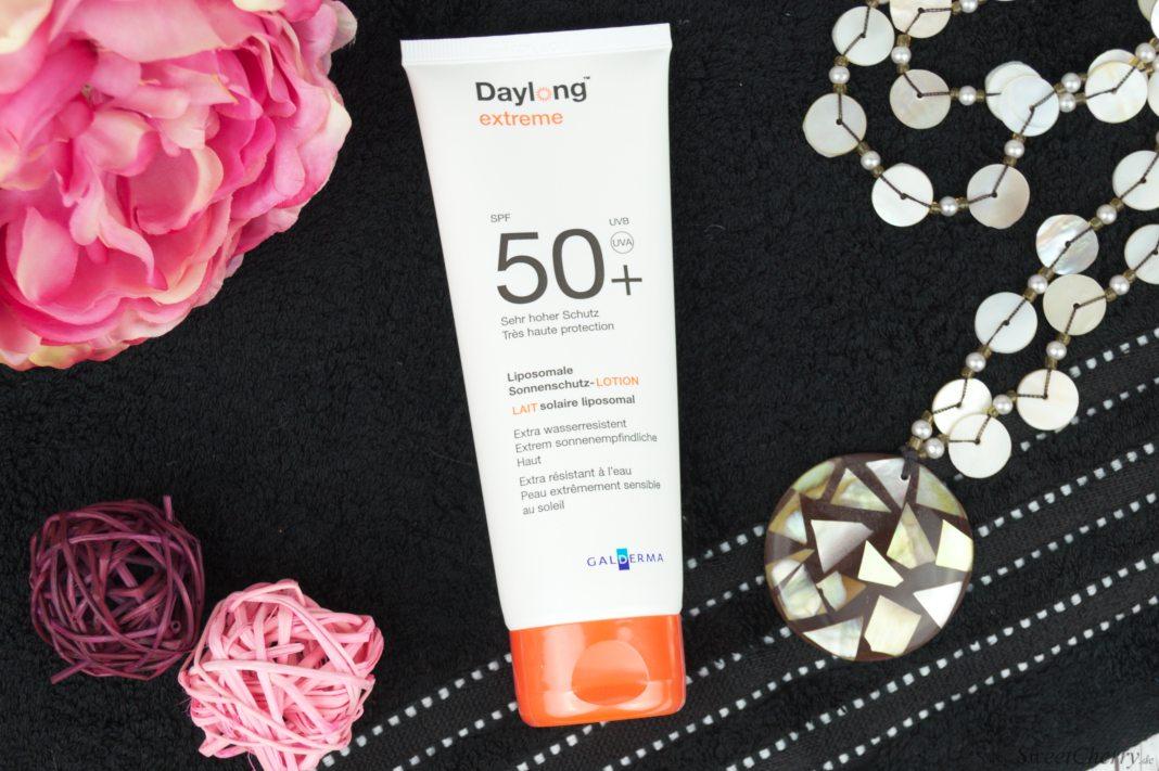 Beautypress News Box Juni 2017 - Daylong Sonnenschutz Lotion SPF 50+