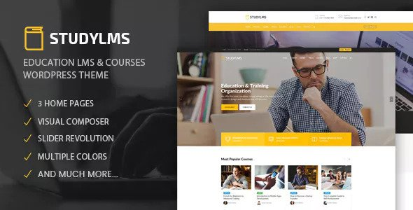 Studylms v1.4 - Giáo dục LMS & Khóa học