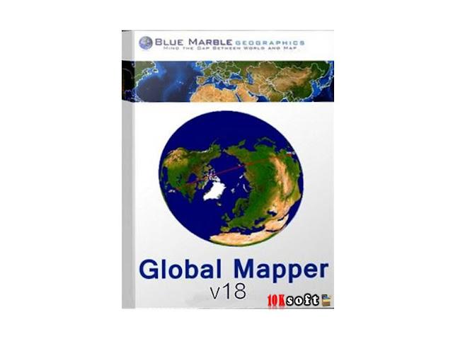 Global Mapper 18 Free Download