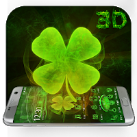 Lucky Clover 3D Theme for LG Apk free Download for Android