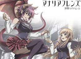 Manaria Friends 1  online