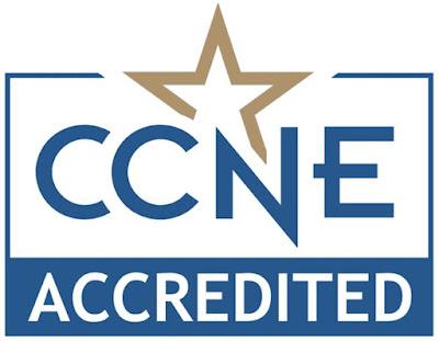 Commission on Collegiate Nursing Education logo