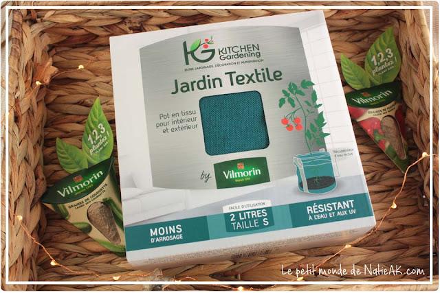 Kitchen Gardening  (Jardin textile ) de Vilmorin