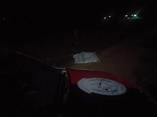 Registrado homicídio na noite desta segunda-feira (23) em Cuité