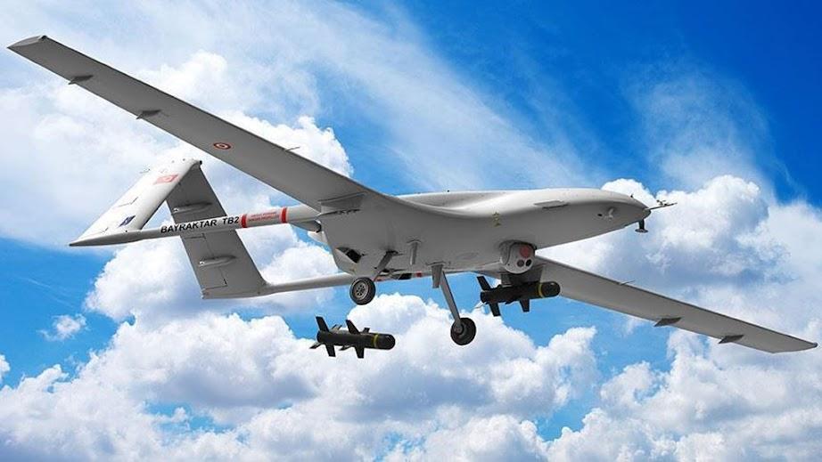 WSJ: Τα τουρκικά drones είναι... το νέο Καλάσνικοφ