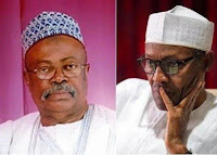 TSAV ADVISES BUHARI TO TAKE WAR ON CORRUPTION WITH IRON FIST