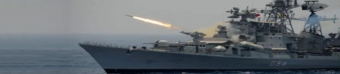 A Year After A Showdown On 'The Roof of The World,' India Is Gearing Up To Take On China At Sea