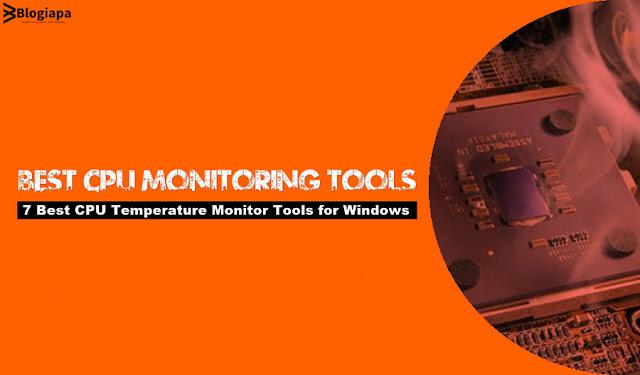 best cpu temperature monitoring tools 2019