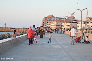 أشهر الأماكن السياحية في راس البر