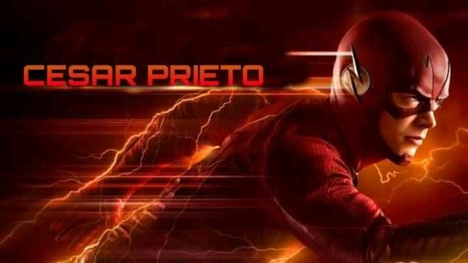 Cesar Prieto se convertirá en estrella de Hollywood, he interpretará el papel de Flash en las próximas películas de DC
