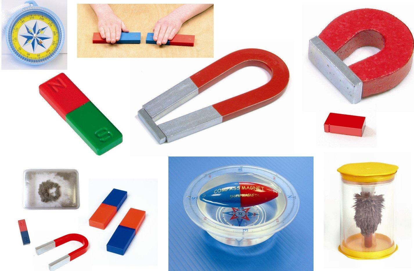 experimente f r kinder permanentmagnete in scheiben ring kugel und stabform magnetkreisel. Black Bedroom Furniture Sets. Home Design Ideas