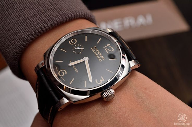 AAA Replique Montres Panerai Radiomir 1940 3 Days Automatique Acciaio De http://www.repliquesuisse.co/!