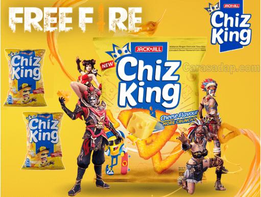 chiz king free fire