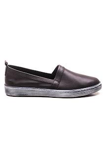 siyah kadın ayakkabısı