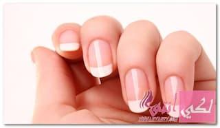 إزالة الجلد الميت حول الأظافر طبيعياً