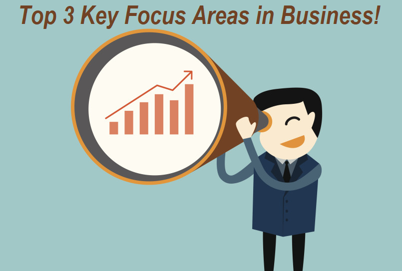 Key Focus Areas in Business