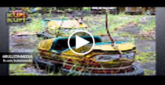 [VIDEO] 5 Tempat Yang Paling Menyeramkan Di Malaysia. Sape Yang Lemah Semangat Jangan Tengok!!
