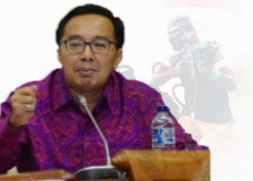 Komisi I DPR RI : Kelompok Bersenjata di Papua Layak Disebut Teroris