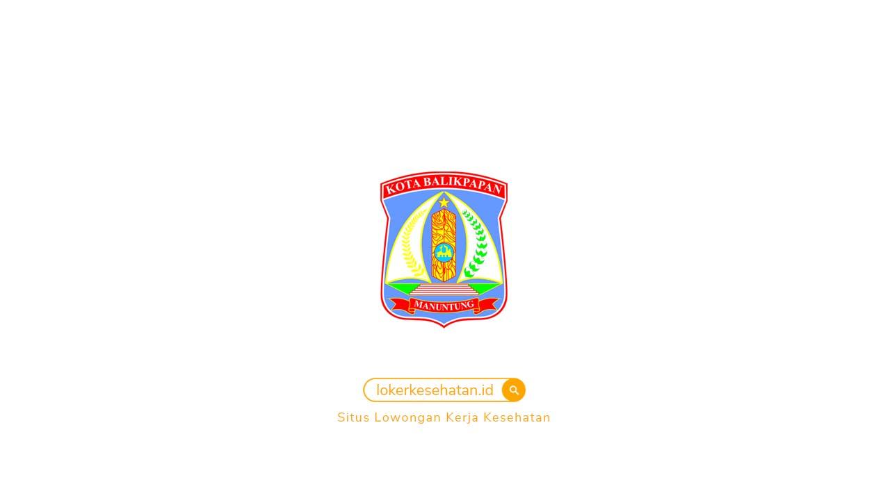 Rekrutmen Pegawai Non PNS Dinkes Balikpapan Januari 2021