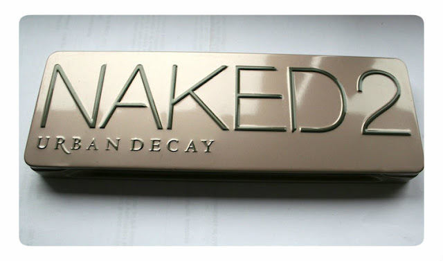 Urban Decay Naked Palette vs Naked 2 Palette