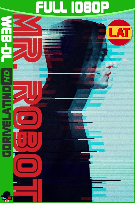 Mr. Robot (2017) Temporada 3 WEB-DL 1080p Latino-Inglés MKV