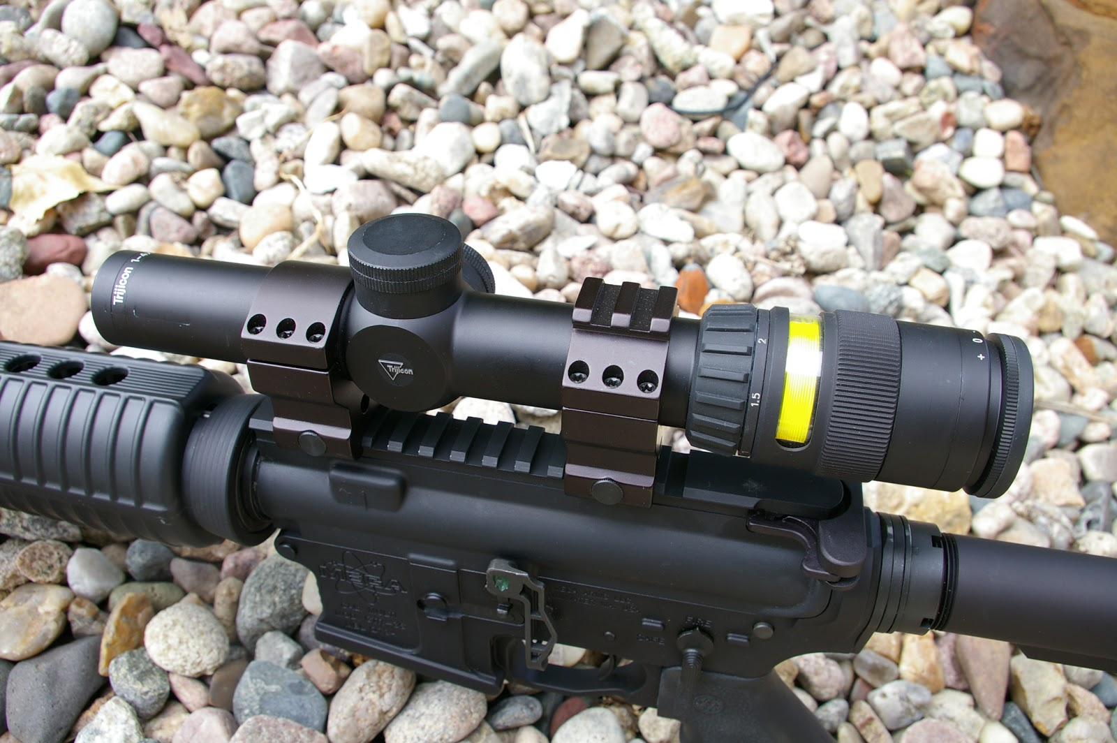 trijicon 1 4x24 tr24 3 scope review