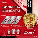 Indonesia Bersatu Virtual Race • 2021