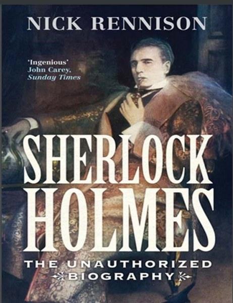 Sherlock Holmes : The Unauthorized Biography By Sir Arthur Conan Doyle  In pdf