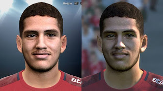 Download [PES2016] Yassine Benzia Face By DzGeNiO