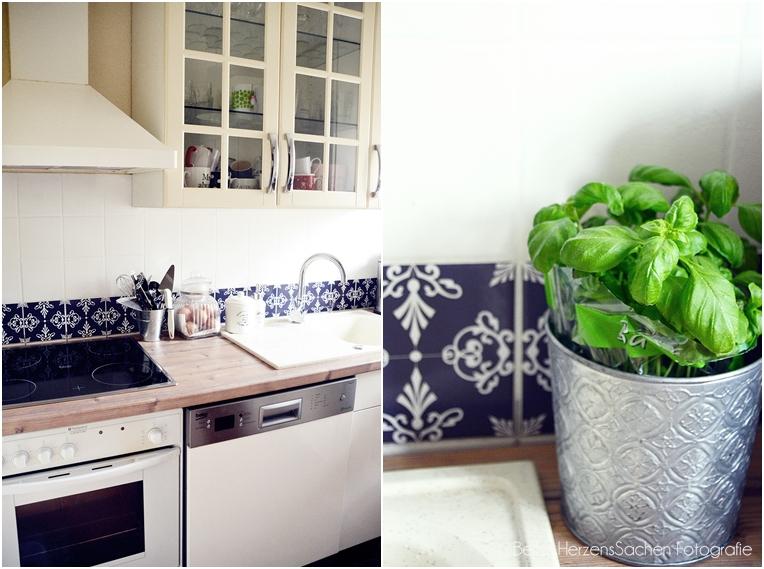 Küche Bellas Herzenssachen Interior Blog