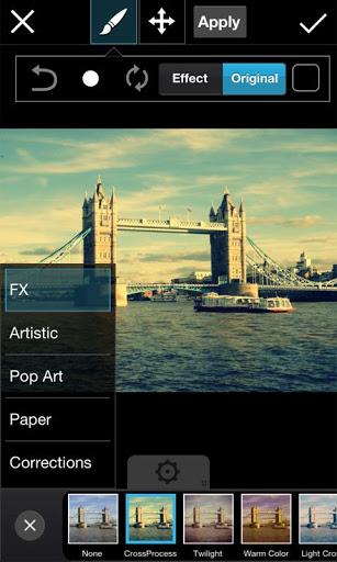 PicsArt edit