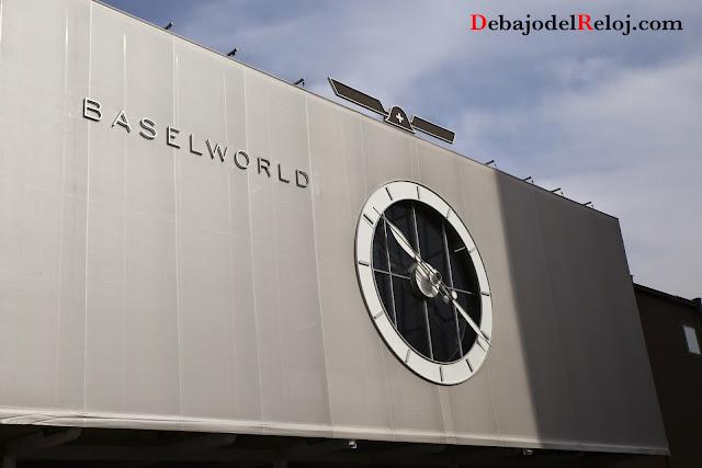 Baselworld 2016 DEBAJO DEL RELOJ